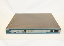 CISCO SYSTEMS- 800-26920-05, 7-SLOT ETHERNET ROUTER CISCO 2811 800-26920-05, 7-SLOT ETHERNET ROUTER CISCO 2811